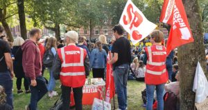 Klimaatstaking – Fridays For Future Nederland