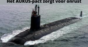 Nieuwe Koude Oorlog: het AUKUS-pact zorgt voor onrust